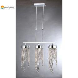 新しいデザイン水晶天井ランプの装飾的な寝室の空想ライト
