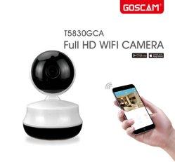 Home Security Wireless H. 265 1080p WiFi PTZ IP-Kamera