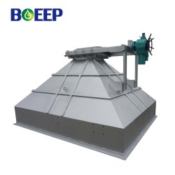 ISO/SGS/CE 業界トップクラスの技術排水脱水処理下水汚泥ホッパー