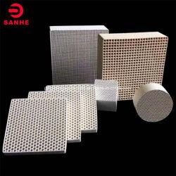 Cordiérite/Céramique Mullite Honeycomb métal fondu pour filtre à Foundry