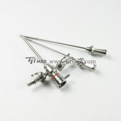 2,7 mm arthroscopie orthopédique Trocart de gaine 30 Instruments arthroscopique pour