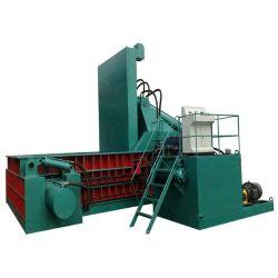 Enfardadeira de fardos do Compactador Automático de sucata da Máquina para reciclagem de latas de alumínio