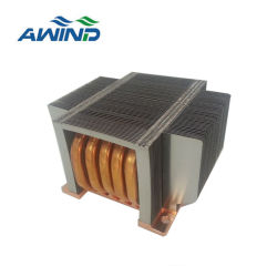 Nouveau style de l'aluminium COB LED Échangeur de chaleur du dissipateur thermique