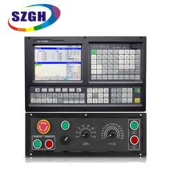 دعم التحكم التلقائي في درجة الحرارة (ATC) لوظيفة التحكم التلقائي في درجة الحرارة (CNC) لنظام التحكم في درجة الحرارة (Lathe) باستخدام وصلة 5 وحدة التحكم في C CNC Lathe لماكينة تدوير CNC