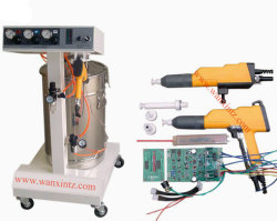 Китай электростатического порошкового покрытия от производителя оборудования машины
