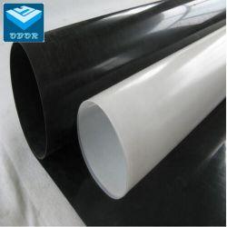 인공 호수 경관과 관련된 HDPE LDPE LLDPE PVC PE 거미막 리버 레비 채널