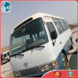 Usa Toyota City Bus con 17 escaños para recoger pasajeros