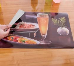 3D 렌티큘러 PET PP 플레이스매트 플레이스 매트 테이블 매트 디너 식사 매트
