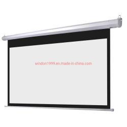 4: 3 механизированного проекционного экрана, экономика Китая экран проектора