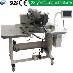 Machine programmable et automatique petite plaque pour Jeans Machine à coudre informatisé