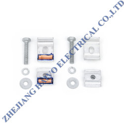 Connecteur du raccord d'alimentation / Pg Collier Type d'Extruder Al