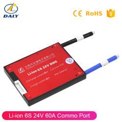 Elektrisches Auto-Lithium-Batterie BMS/PCB/PCM Lebensjahr-6s 60A LiFePO4