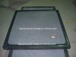 La piedra de granito y mármol/Cuarto de Baño Bañera Ducha Antideslizante Bandeja/Base para el proyecto