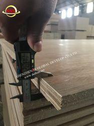 Compensato marino Apitong/specifiche del bambù e del legno duro delle parti del contenitore di Aqis