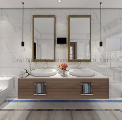 Le mattonelle di pavimento lustrate in pieno lucidate del materiale da costruzione/hanno lucidato le mattonelle/mattonelle di ceramica con 600X600mm 600X1200mm 900X1800mm