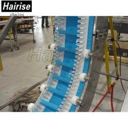 Crampons en plastique de vol vertical de la paroi latérale du convoyeur de la courroie d'aliments