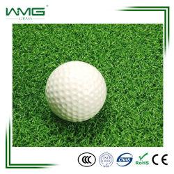 Mini-golfe no interior do desporto em relva artificial de Fio Enrolado