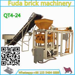 Le prix du ciment Finisseur de verrouillage de ligne de production de briques Ventes en gros en ligne