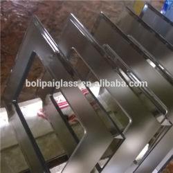 Цветной сенсорный и бурения закаленное стекло стеклянной пластины для изготовленный на заказ<br/> переключателя