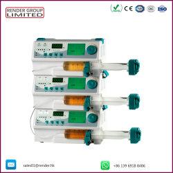 Один двойной канал Micro больнице медицинского инфузионного насоса цена