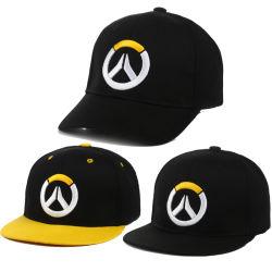 Hysteresen-Schutzkappen-Hut preiswerte des Preis-neue Form-Acryl-zwei Farben-haltbarer der Stickerei-3D