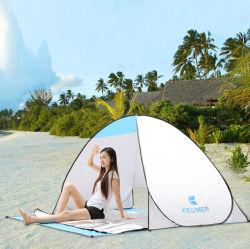 آليّة يخيّم أسرة يصطاد شعبيّة [سون-شد] شاطئ خيمة