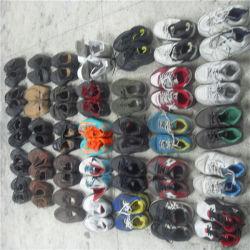 Chaussures de qualité Premium utilisé /seconde part de marché des chaussures pour l'Afrique