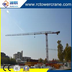 16t Ce GS Topless de grúa torre 75 Jim ampliamente utilizado en la construcción/Elevación/sitio de construcción