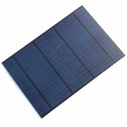 10W 솔라 패널 DC USB 휴대용 휴대폰 iPhone iPad 배터리 태양광 충전기 독일 품질
