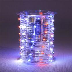 電池式B/O 60 SMD LEDストリングライト