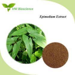Высокое качество сертификат ISO натуральным Epimedium извлеките с помощью обращения Neurasthenia