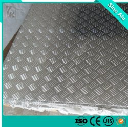Fabrikant van het In reliëf gemaakte Blad van het Aluminium voor de Deur van het Rolling Blind/AutoDoor/Gutter/Roofing- Blad