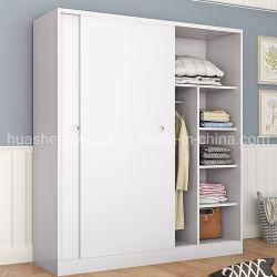Chambre à coucher personnalisées No-Foldable étanche placard penderie