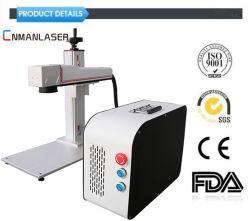 Strumenti della marcatura del laser della fibra della macchina 30W acquaforte dell'incisione del laser di Digitahi 2D /3D