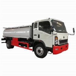 Célèbre de bonne qualité d'entraînement droite 10000litres 8000litres de diesel de l'huile du chariot