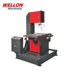 Segatrice per il taglio di metalli verticale della fascia (GB5135)