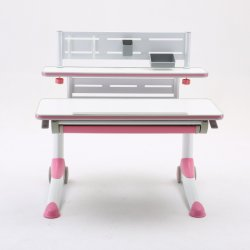 Телец Мебель металлическая и деревянная Исследования Обучение мебель письменный стол регулируемый обучение на дому в таблице постоянных письменный стол