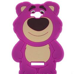 Cartoon Animals Soft Silicon Phone Case para Samsung Galaxy S7