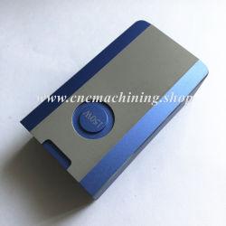 Usinés CNC électronique personnalisé HD Audio de l'aluminium métal charge Mod Set Top Box Vape haut-parleur