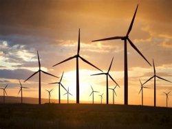 Turbina eólica Sub-Assemblies Megatro Acero
