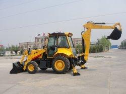 7 la tonne pour la machinerie de construction de la marque Zhengtai tractopelle Gold Mining utilisé le chargeur de terrassement