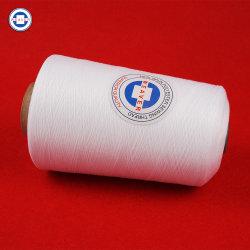 Jungfrau-hochfestes Polyester-Garn 21/1 von halb stumpfem
