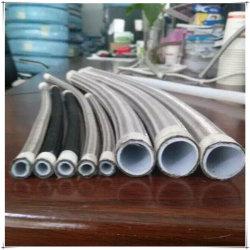 Tubo de PTFE flexível com fibra de vidro