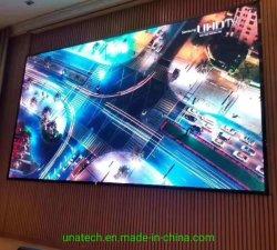 Im Freien flexibler gebogener P2/P2.5/P4/P6 SMD farbenreicher RGB LED video Digitalanzeigen-Innenbildschirm