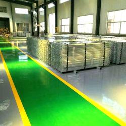 Andamio 230X63 andaime de construção de pranchas de aço de metal da placa destacadora utilizadas Pranchas de Alumínio para venda Andamio Scaffold perfuradas de aço galvanizado Plank