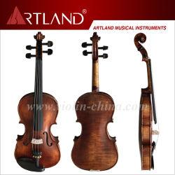 Более умеренные Flamed Скрипка (MV140S)
