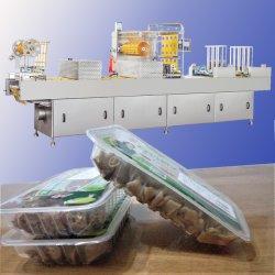 La viande de volaille Emballage Sous Vide Traysealer automatique