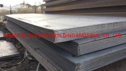 Mme feuilles laminées à chaud/plaque en acier doux de la plaque de fer de carbone/feuille Q235 Matériaux de construction bon prix