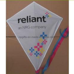 熱い販売の方法昇進のギフトのシルクスクリーンの印刷のロゴの三角形凧