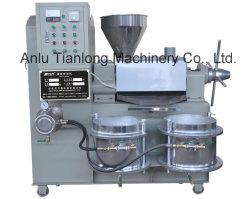 Yszx140 semillas de hortalizas y la soja y sésamo/ Automática de aceite de maní tornillo presor/Profesional prensa de aceite mecánica/ Expulsor de aceite